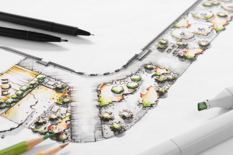 Garten- und Freiraumplanung